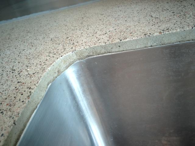 gjuta betong slät yta